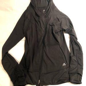 Adidas Activewear Zip Up Hoodie